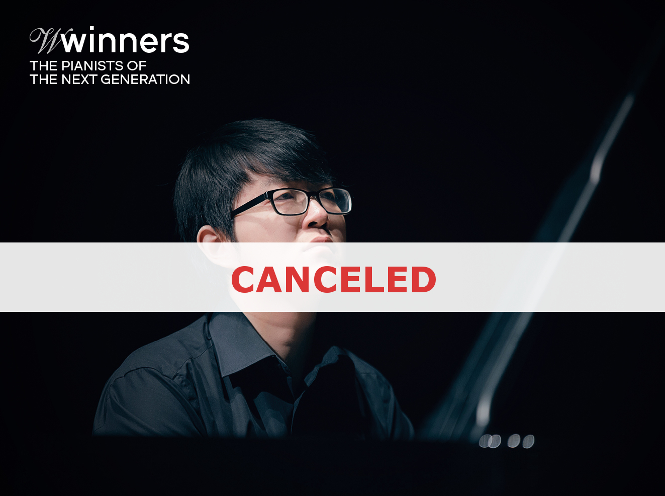 Cunmo Yin's concert has been canceled