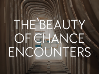 The Beauty of Chance Encounters: new Fazioli web serie