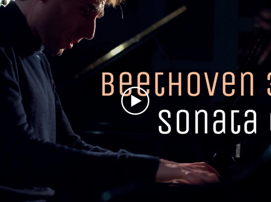Embedded thumbnail for Beethoven Sonata Op.2, N.1 | Beethoven32 project